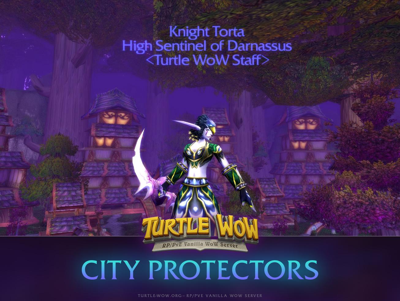 Turtle WoW — RP/PVE Vanilla Server